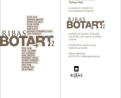 Inauguració BotArt Bodegas Ribas