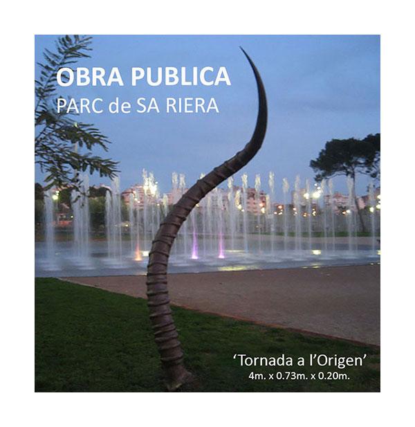 Obra pública Pilar Cerdà