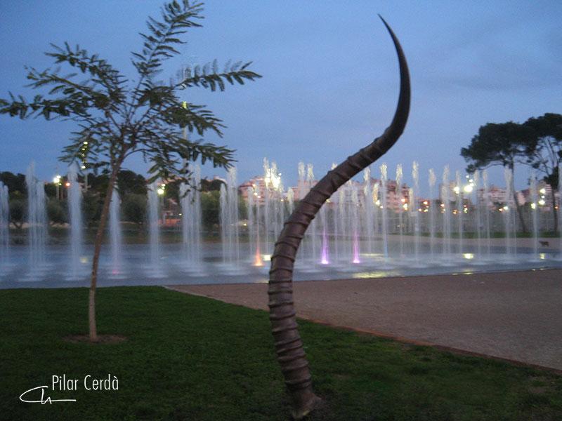 Escultura Pilar Cerdà 'Tornada a l'origen'