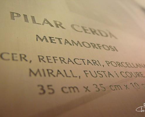 Escultura Pilar Cerdà 'Metamorfosi'