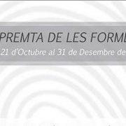 Cartel Exposición Colectiva Pilar Cerdà