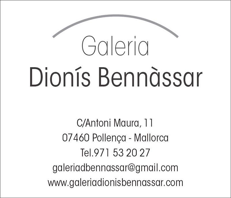 Galeria Bennassar Logo