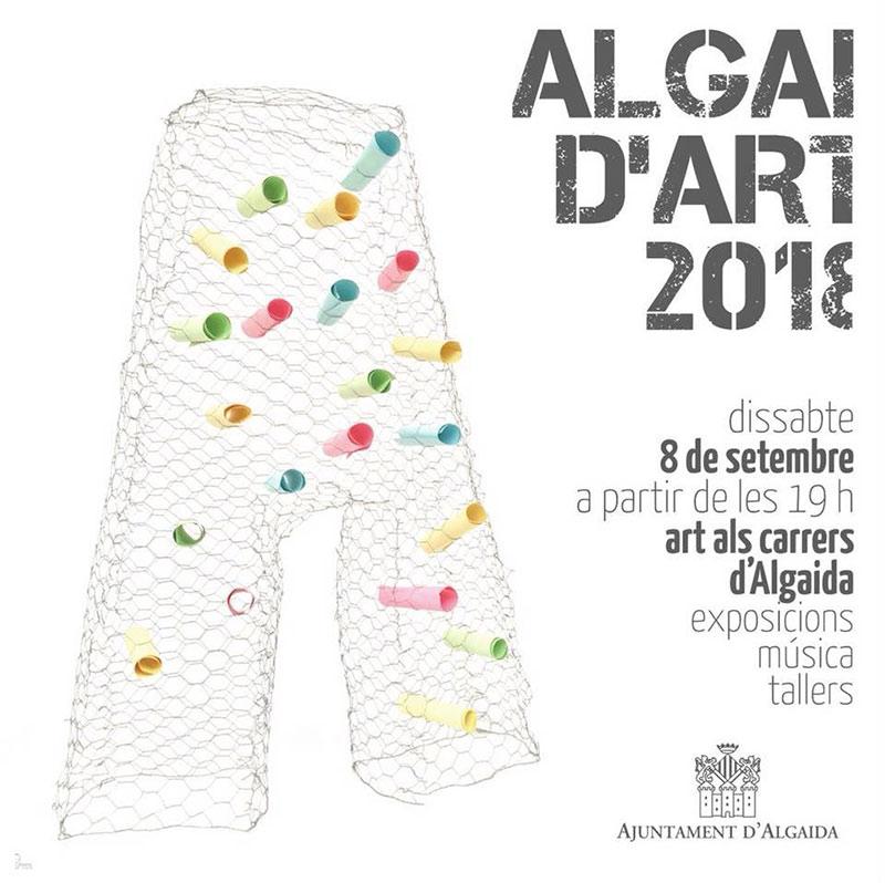 Algaidart 2018 Poster