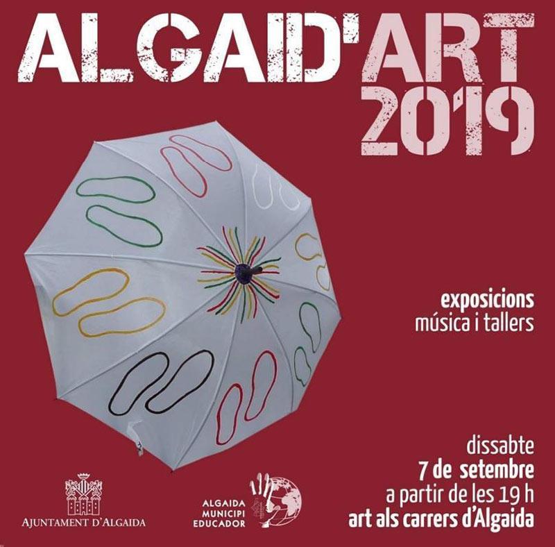 Algaidart 2019 Poster