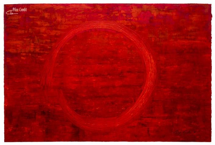 Pintura 'Anell II'