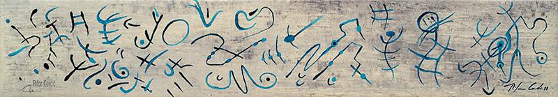 Pintura 'Mirall III'