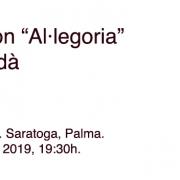 'Alegoria' H.Saratoga