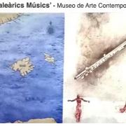 Cartel 'Baleárics Músics' Pego
