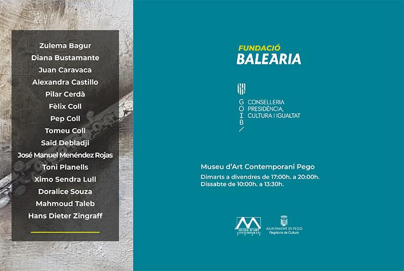 Contraportada 'Baleárics Músics' Pego